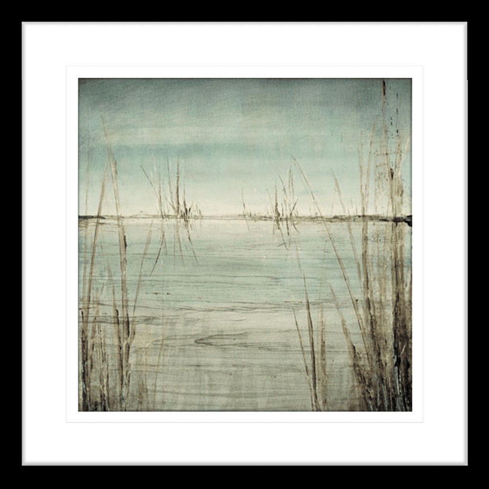 Blue Tranquility | Framed Art | Wall Art Gold Coast | Wallpaper | Innovate Interiors