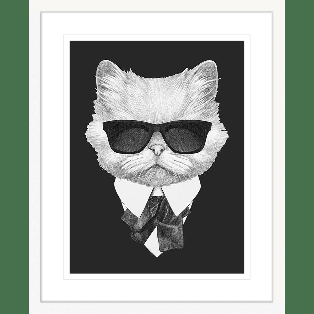 Agent Ruff | Framed Art | Wall Art Gold Coast | Wallpaper | Innovate Interiors