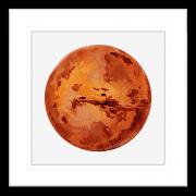Astronauts & Asteroids | Framed Art | Wall Art Gold Coast | Wallpaper | Innovate Interiors