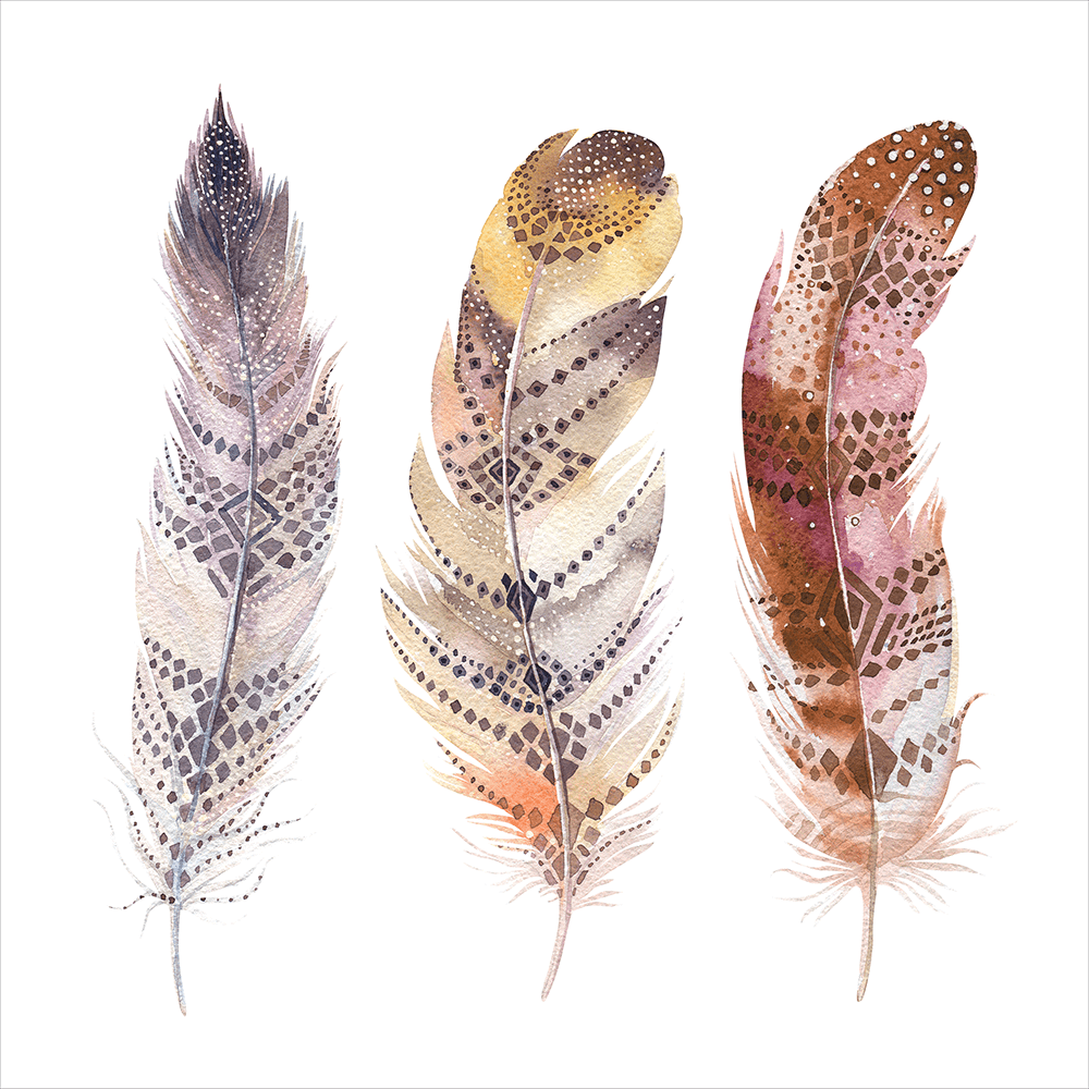 Dream Catcher Collection - DREAM08 - Stretched Canvas & Paper Print
