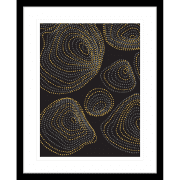 Forces Collection - FORC02 - Framed Art Print Black
