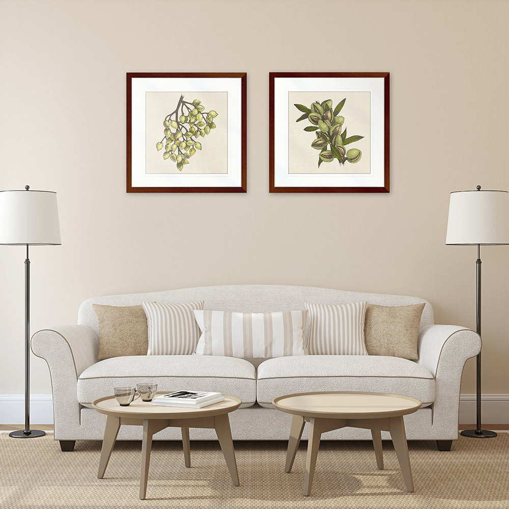 Nature's Harvest Collection - HARV - Styled Room