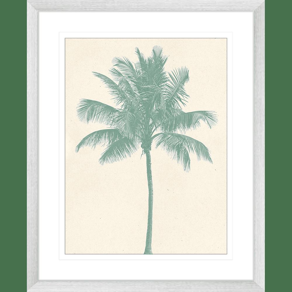 Seaside Escape Collection - ESC02 - Framed Art Print Silver