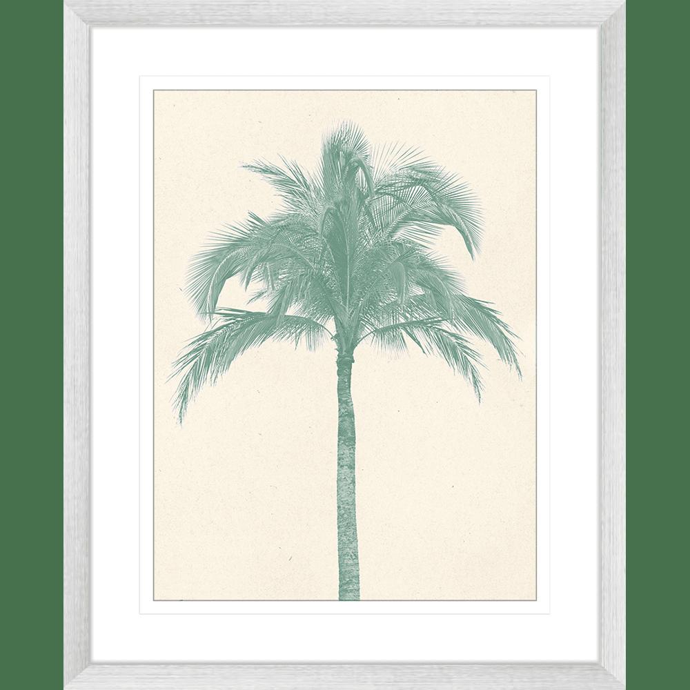 Seaside Escape Collection - ESC05 - Framed Art Print Silver