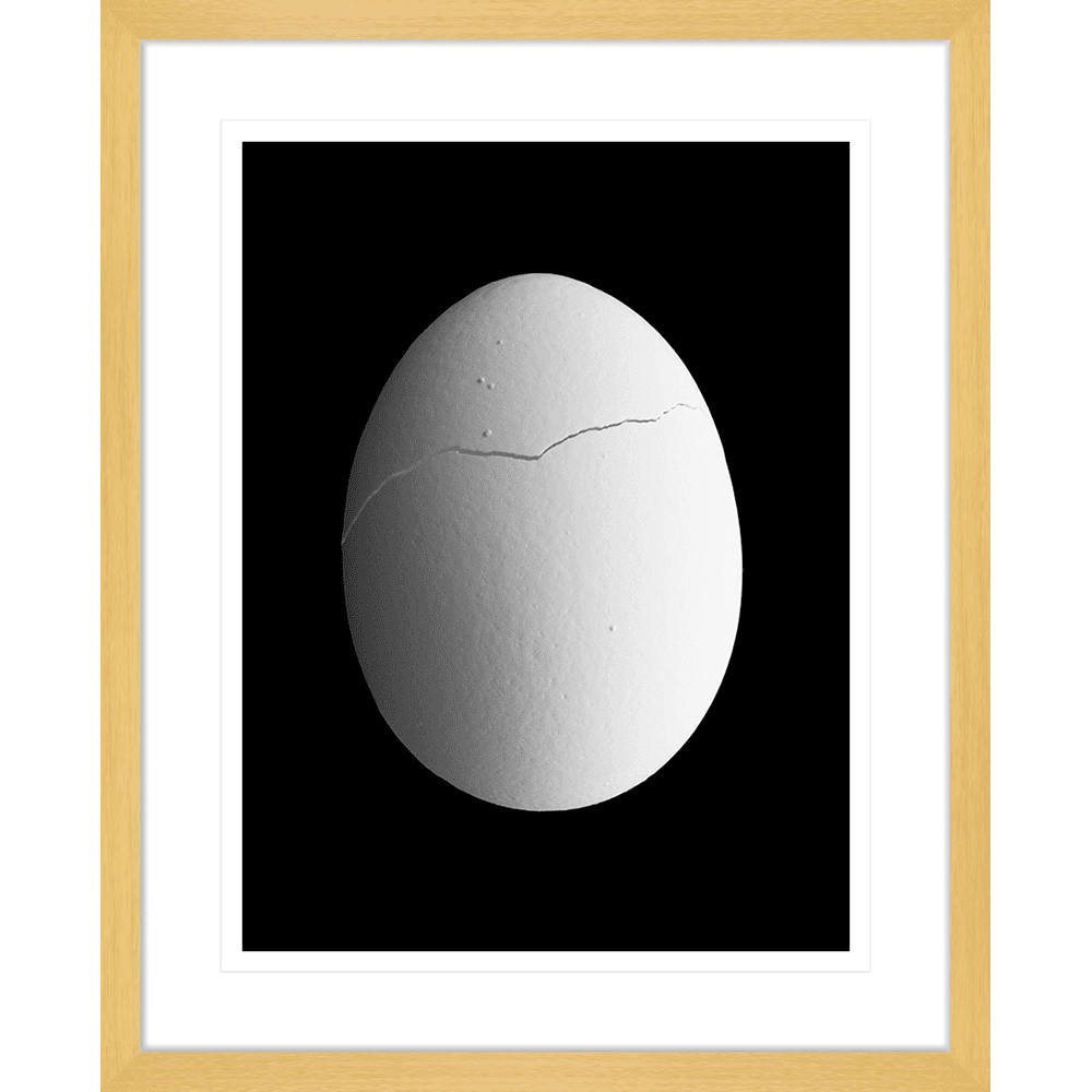 Secret Recipe Collection - SECR02 - Framed Art Print Oak