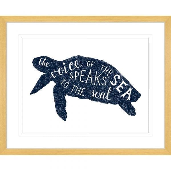 Sea Change Collection SEAC02 Framed Art Print Oak | Framed Art | Wall Art Gold Coast | Wallpaper | Innovate Interiors