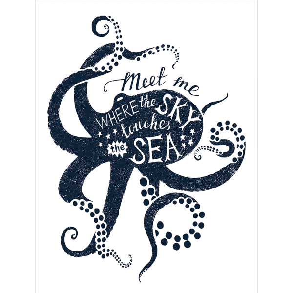 Sea Change Collection - SEAC04 - Stretched Canvas & Paper Print