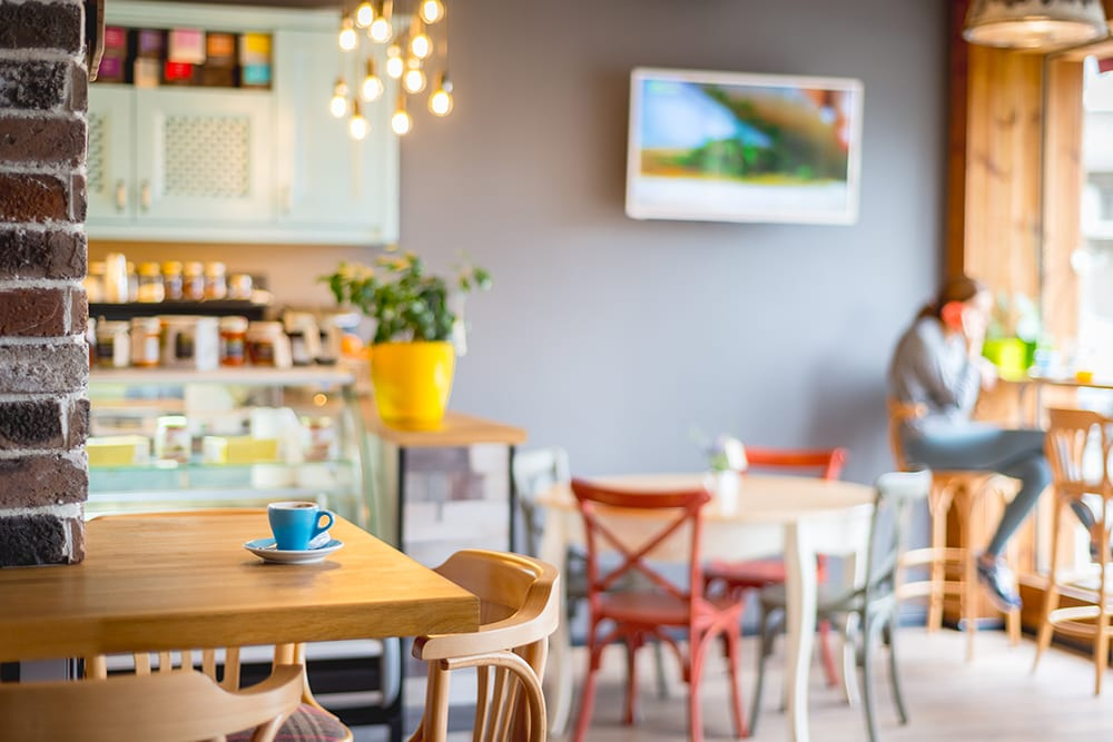 5 simple ways to lift the look of your café