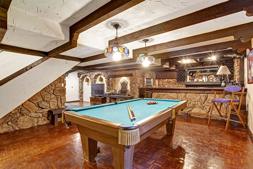 5 styling tips for your man cave