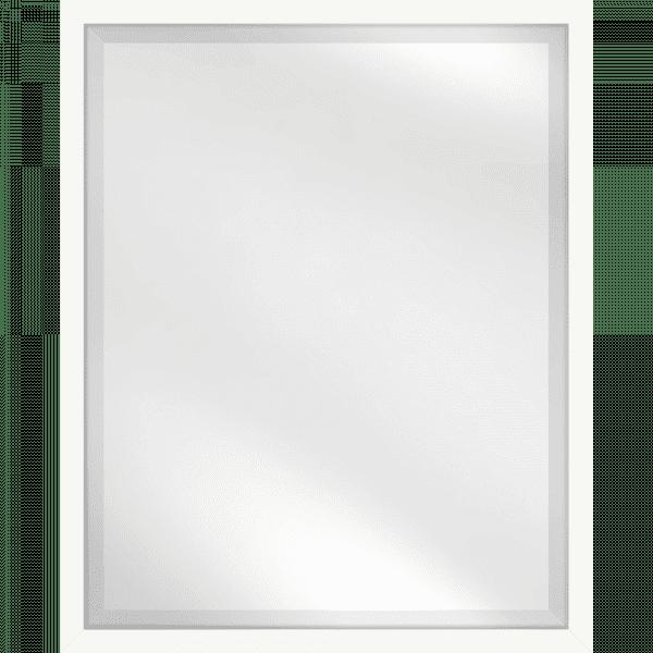 Mirror WHT Bevelled