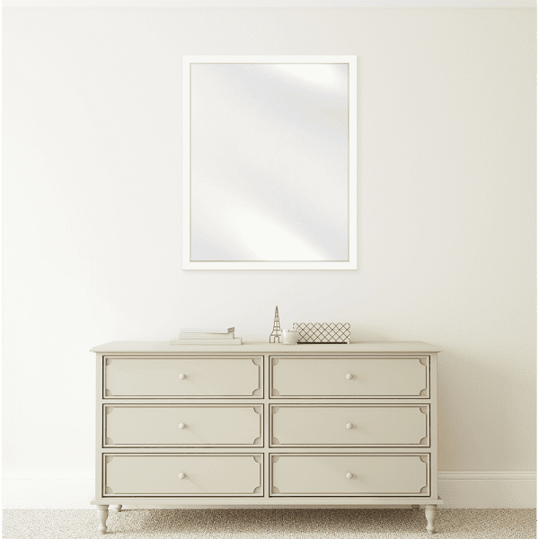 Mirror WHT room