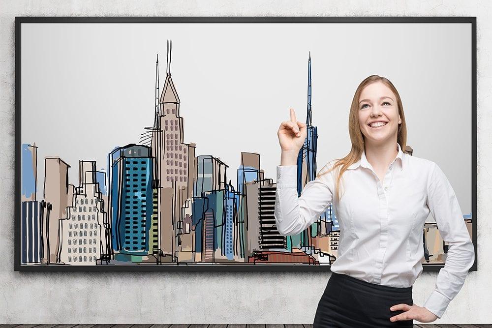 Helpful tips for choosing office art
