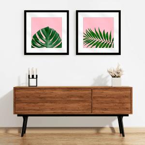 Miami Vibe | Artwork Styled Room