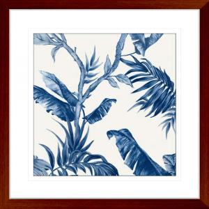 Tropical Paradiso 01 | Teak Framed Artwork