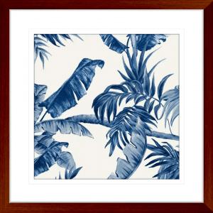 Tropical Paradiso 02 | Teak Framed Artwork