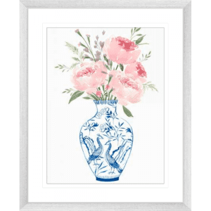 Ever Thine | Silver Framed Artwork