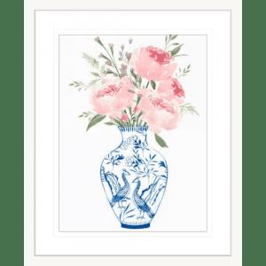 Ever Thine | White Framed Artwork