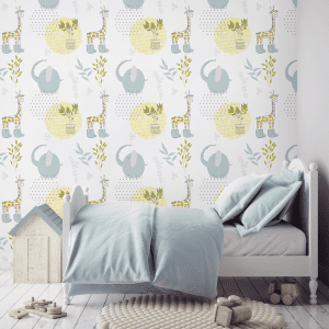 Zoology | Wallpaper Styled Room