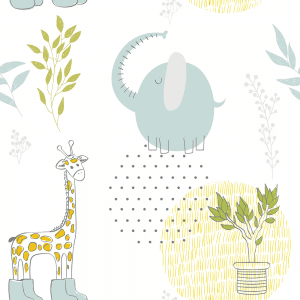 Zoology | Wallpaper Swatch