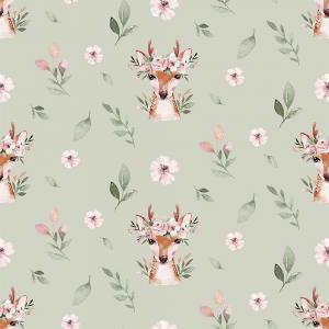 Oh Deer | Wallpaper Swatch