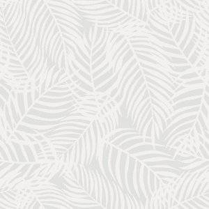 Dove Grey Palms | Wallpaper Swatch