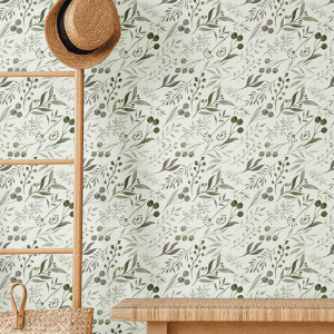 Sage Gum | Wallpaper Styled Room
