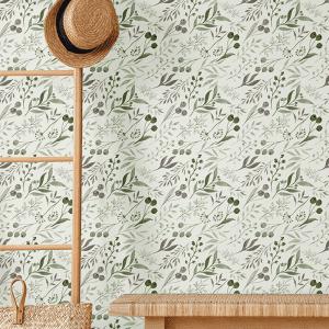 Sage Gum | Wallpaper Styled Room