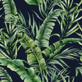 Moody Jungle | Wallpaper Swatch