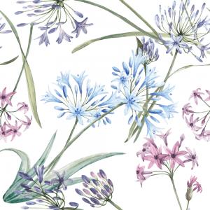 Spring Posy   Wallpaper Swatch