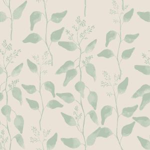 Trailing Gumleaf Sage | Wallpaper Swatch
