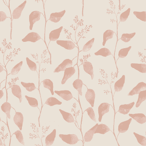 Trailing Gumleaf Blush | Wallpaper Swatch