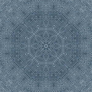Mandala Indigo | Wallpaper Swatch