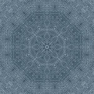 Mandala Indigo   Wallpaper Swatch