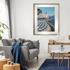 La Dolce Vita 01 | Artwork Styled Room