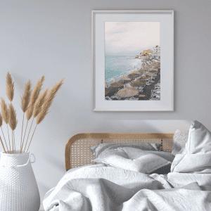 La Dolce Vita 02 | Artwork Styled Room