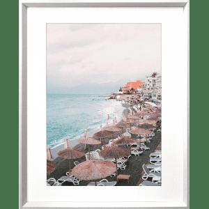 La Dolce Vita 02 | White Framed Artwork