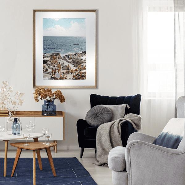 La Dolce Vita 03 | Artwork Styled Room