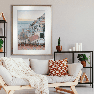 La Dolce Vita 04 | Artwork Styled Room